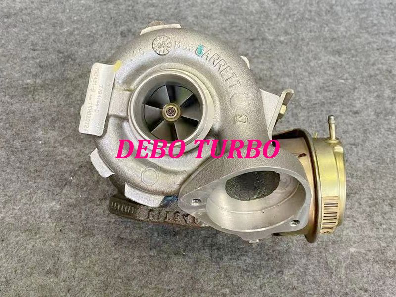 NEW GENUINE <font><b>GARRETT</b></font> <font><b>GT1749V</b></font> 750431-5012S Turbo Turbocharger for 120D,320D E46,520D X3 E83 E83N M47TU 2.0L 147HP 150HP 01-03 image