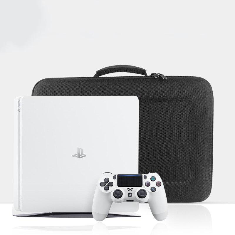 Top qualité PS4 dur EVA sac de rangement mallette de voyage contrôleur de jeu sac à main pour PS4 Slim Console de jeu accessoires