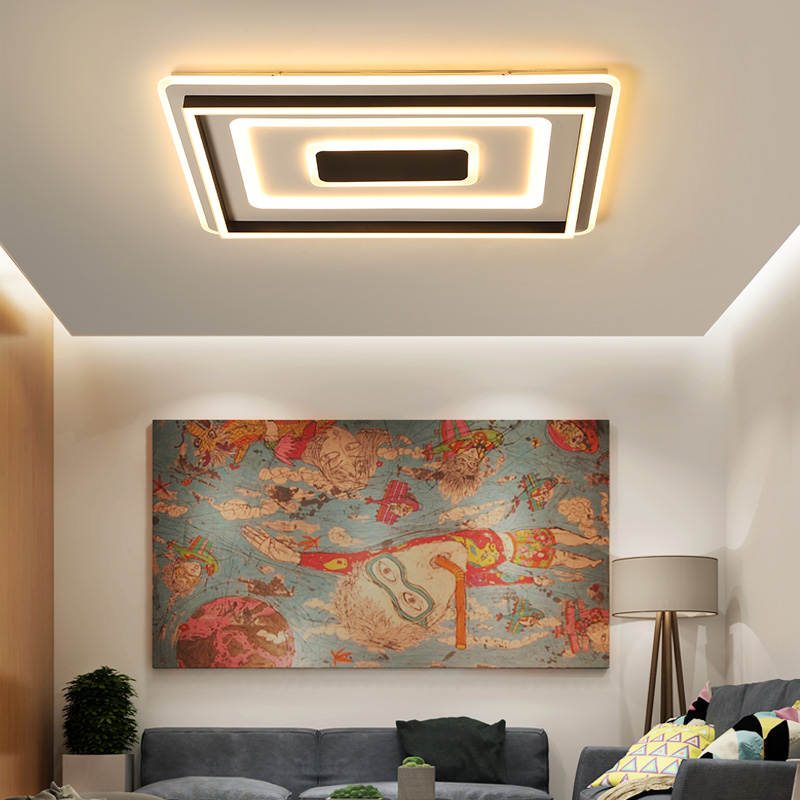 Chandelierrec Modern Led Ceiling Light Lampara De Techo For Living Room Bedroom Low Ceilings Home Lighting Fixtures Ceiling Lamp Buy At The Price Of 78 75 In Aliexpress Com Imall Com