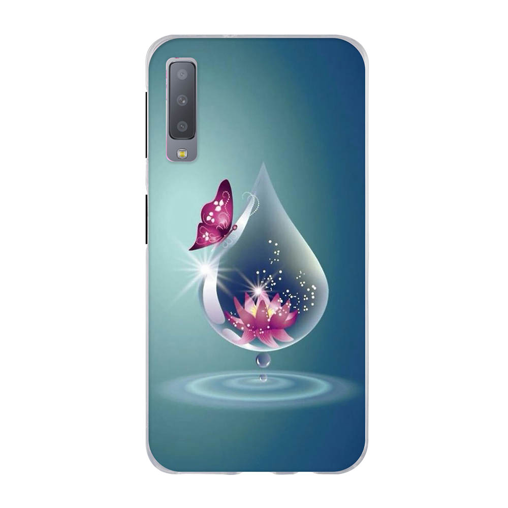 For Samsung Galaxy A3 A7 2018 Case TPU For Samsung Galaxy J1 2016 Cover Animal Pattern For Samsung Galaxy J2 Core J2 Prime Capa in Fitted Cases from Cellphones Telecommunications