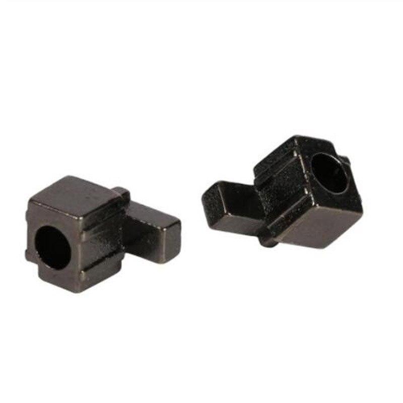 Hebilla de bloqueo de Metal Original para Joy con hebilla deslizante izquierda y derecha para Nintendo Switch, herramientas de reparación sueltas Joy-Con, piezas NS JoyCon