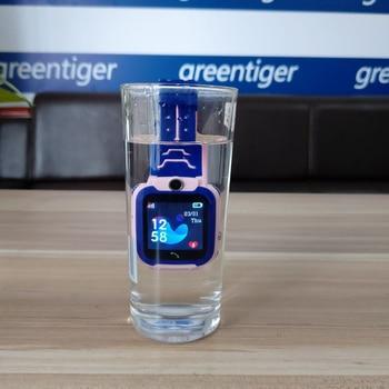 Q12 Kids Smart Watch Waterproof IP67 SOS Antil-lost phone watch Baby 2G SIM Card  Call Location Tracker child Smartwatch PK q15 3