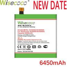 Wisecoco NEW Produce Battery For Blackview BV6000 BV6000S BV7000/BV7000 PRO BV8000/BV8000 Mobile Phone High quality battery