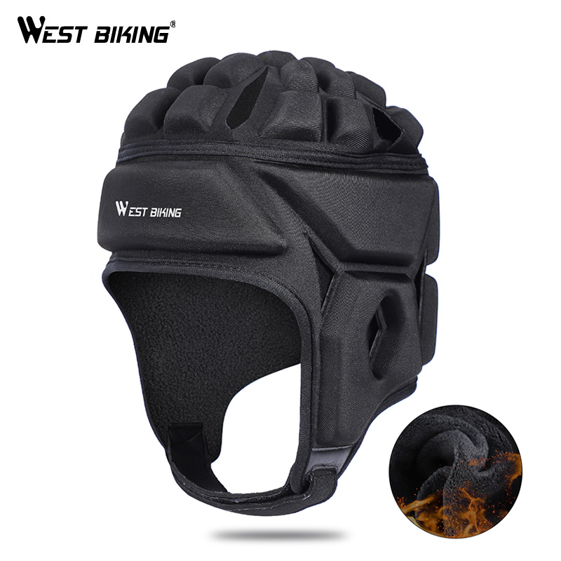 Protective Cycling cap Headgear Sports WEST BIKING Unisex Bicycle Thermal