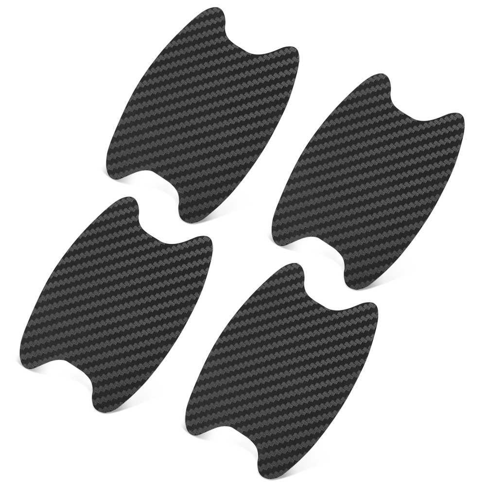 Autocollant de porte de voiture résistant aux rayures couverture Film de Protection de poignée automatique pour BMW X1 X5 E70 X6 E71 Z4 E89 3 5 série E90 E91 E60