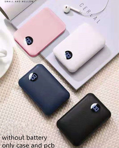 Image 2 - qc3.0 diy power bank 18650 case  PD18w Battery Fast Charger Box shell DIY quick charge 3.0 mini battery box