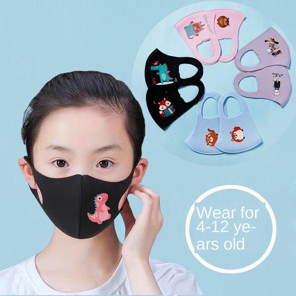Kids Mouth Mask Anti Haze Dust Reusable Washable Women Men Child Dustproof Mouth-muffle Winter Warm Mask Face Mouth Masks