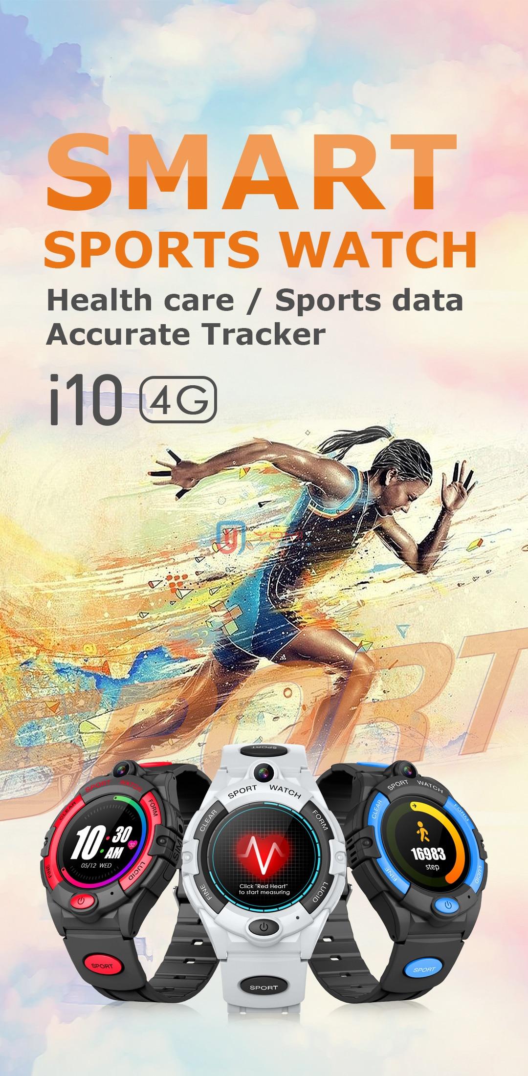 wi-fi tracker câmera monitor remoto chamada sos telefone smartwatch