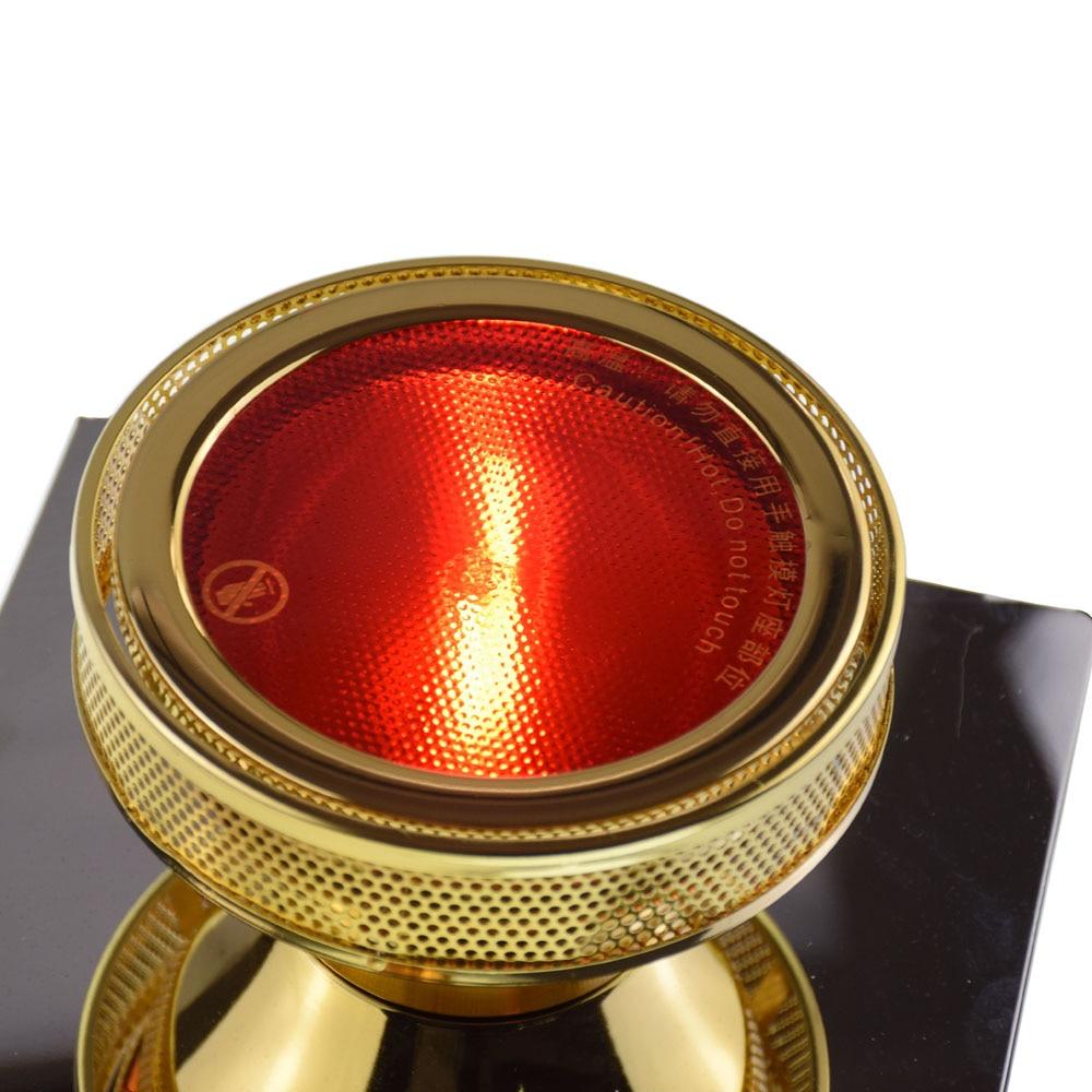 TCA кофейная плита электро оптическая галогенная лампа с подогревом 220В кофейный сифон галогенный балочный нагреватель ручная кофемашина - 5