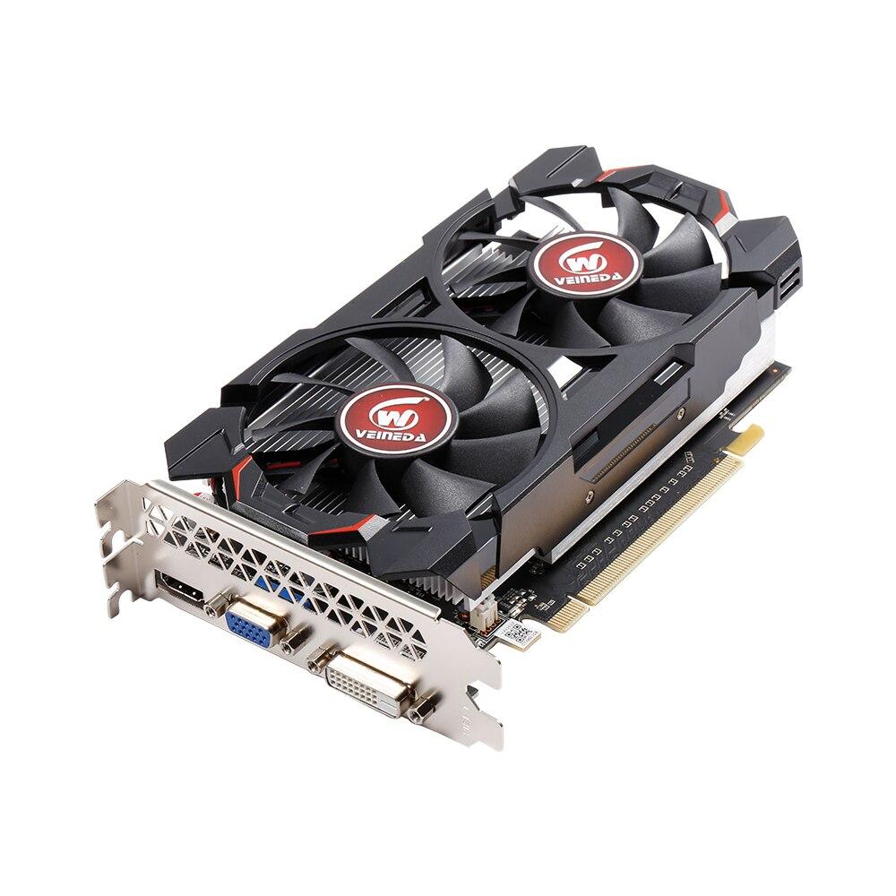 Оригинальная Видеокарта gtx 950 2 Гб 950 бит GDDR5 графическая карта для nVIDIA Geforce GTX Hdmi Dvi карта-5