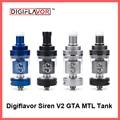 Емкость с распылителем Digiflavor Siren V2 GTA MTL 24 мм