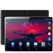 10,1 дюймовый планшетный ПК Android 7,0 3G мобильный телефон, четыре ядра, 4 Гб+ 64 ГБ, Wi-Fi, Bluetooth, две sim-карты, поддержка gps, планшеты, ПК