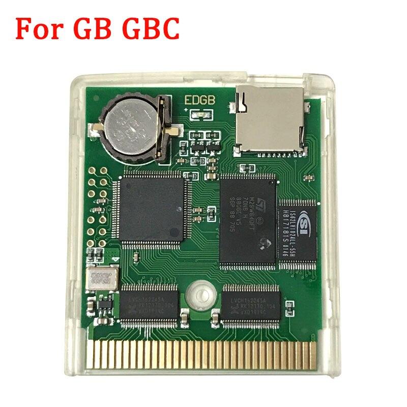 LDGB Game Cartridge Card Custom For Gameboy GB GBC Game Console Game China Custom New LEON DIY Game Cartridge Card For GB GBC