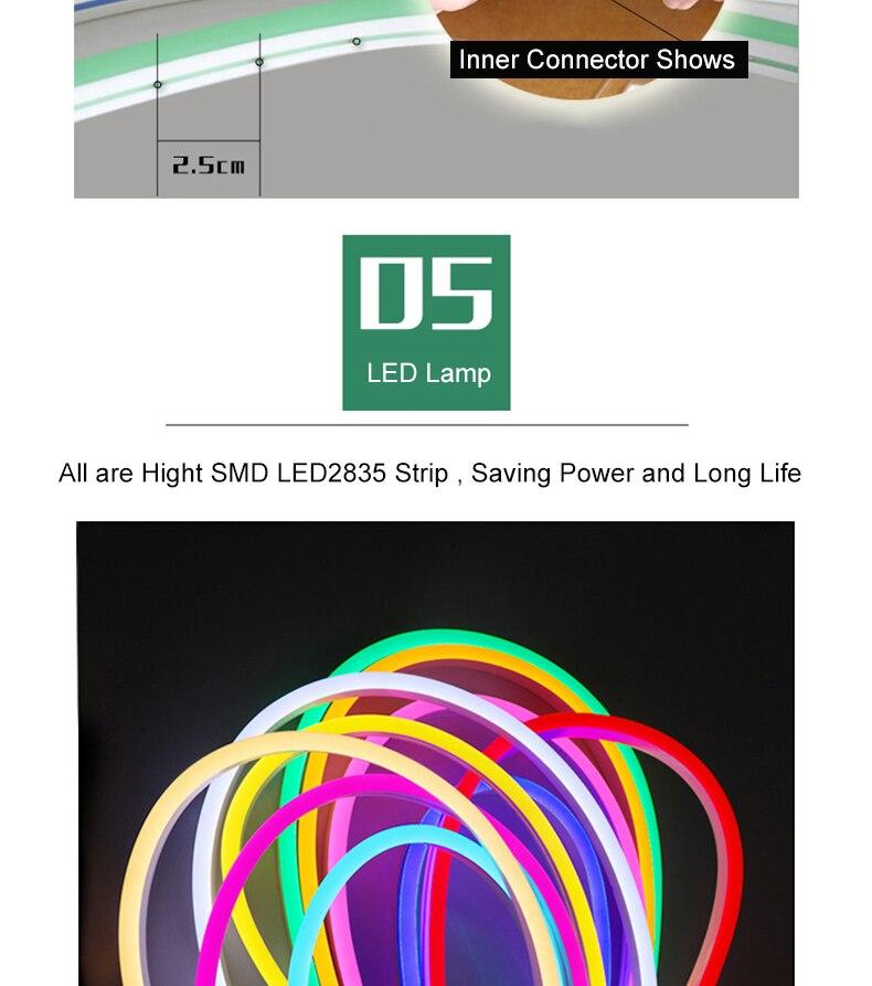 LED硅胶柔软灯带霓虹灯带12V户外防水广告招牌定制造型做字灯条-tmall_11