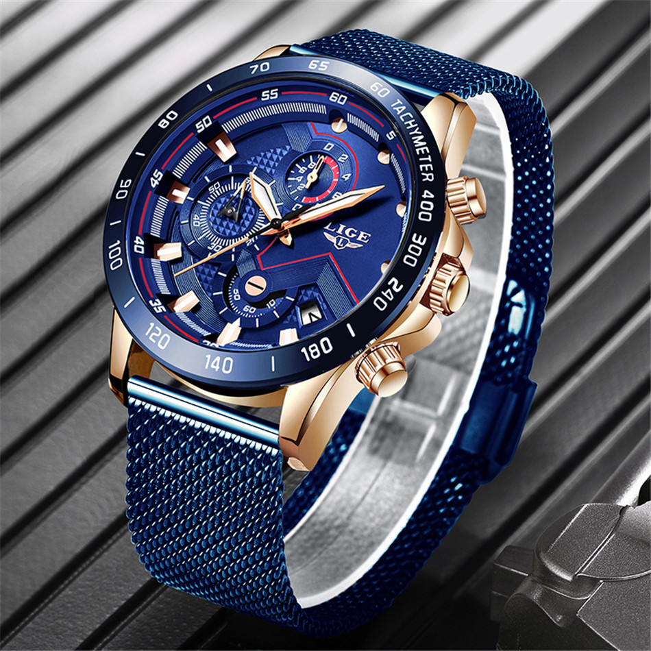 LIGE-Fashion-New-Mens-Watches-Brand-Luxury-WristWatch-Quartz-Clock-Blue-Watch-Men-Waterproof-Sport-Chronograph (2)_副本