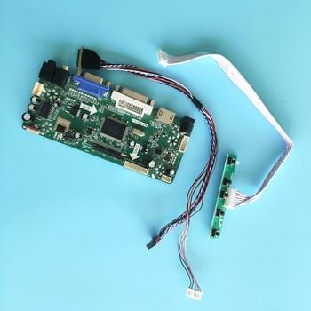 "Kit For LP173WF1(TL)(B6) VGA HDMI LCD LED Panel Screen DIY 2019 Driver DVI Audio 17.3"" LVDS 40pin 1920X1080 Controller board"