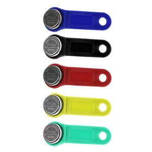 Image 5 - 50 teile/los Wiederbeschreibbare Klon RFID TM Touch Memory Schlüssel RW1990 iButton Kopie Karte Sauna Schlüssel Duplizieren