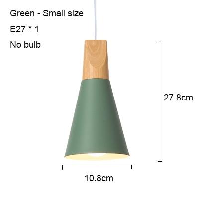 Green 108mm no bulb