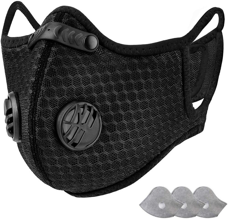 Unisex-Anti-Pollution-Dust-Face-Cover-Washable-Reusable-Mask-with-Activated-Carbon-Filters-Breath-Cycling-Dust (5)