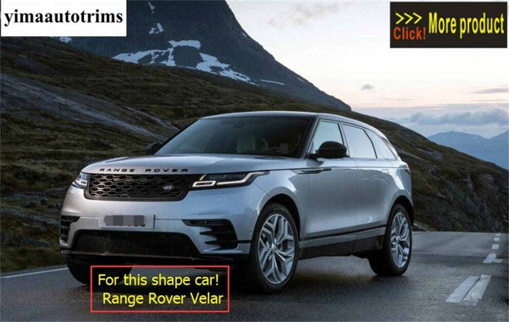 Углеродное волокно/Матовый Интерьер Для land rover range velar
