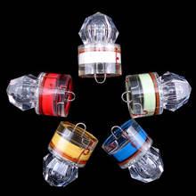 Светодиодный мини светильник для подводной ночной рыбалки приманка