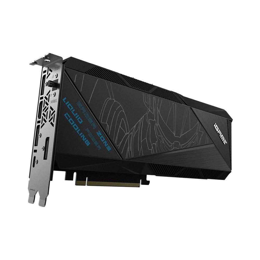 IGame coloré GeForce RTX 2060 Super Lite OC GDDR6 8G carte graphique GPU une clé Overclock RGB avec ventilateur personnalisé 120mm