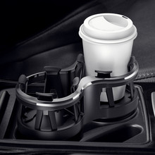 Modification of Multifunctional Vehicle Water Cup Frame to Fixed Ash Cylinder