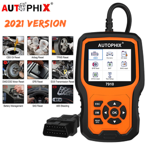 Image 1 - Autophix 7910 OBD2 Diagnostic Tool For BMW TPMS Oil Airbag Battery Reset Car Scanner All System Diagnostic Tools For Rolls Royce