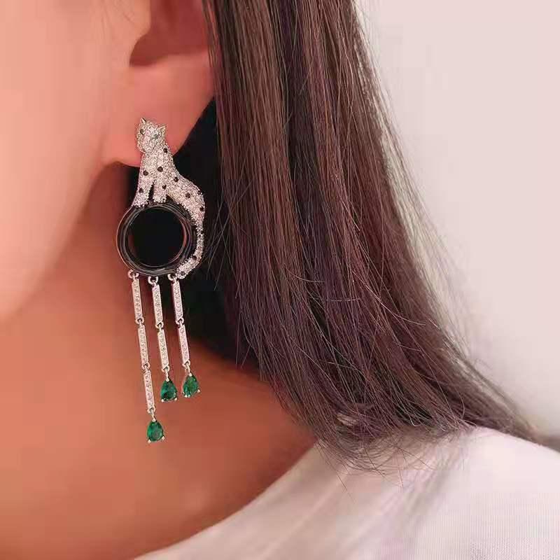 Déclaration S925 en argent sterling 2 styles de boucles d'oreilles bijoux pour femmes bijoux d'anniversaire