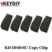 10pcs auto KD transponder chip  KD ID4C/4D  ID46 KD 4D KD 46 KD 48 4C 4D 46 48 copy chip for KEYDIY KD X2