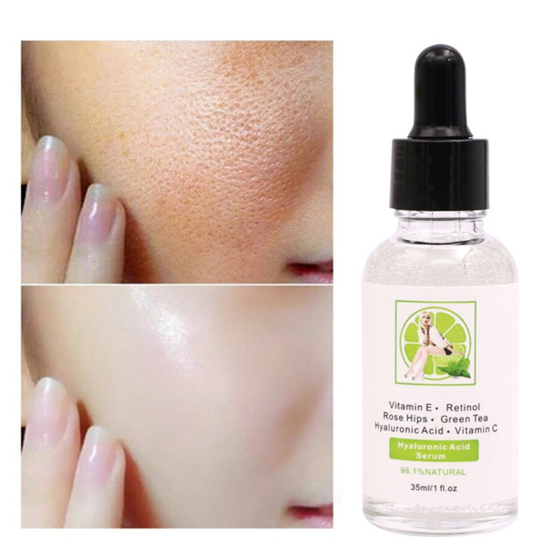 Hyaluronic Acid Vitamin C Serum Face Vitamina C  Hydrating Serum Facial Brightening Lifting And Firming Skin Care*s