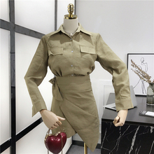 Mooirue Harajuku Women Bow Skirts Sets For Autumn Solid Casual Pockets Blouse Irregular Mini Vintage  2 Piece Outfits