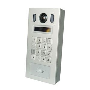 Image 3 - DH VTO6221E P PoE(802.3af) IP מתכת Apartmen פעמון, דלת טלפון, פעמון, IP וידאו אינטרקום, שיחת טלפון app,SIP הקושחה