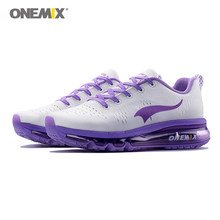 Onemix Running Shoes Women Outdoor Sport Sneakers zapato de mujer Jogging sneakers for Women Sneakers Light Lady Casual Shoes(China)