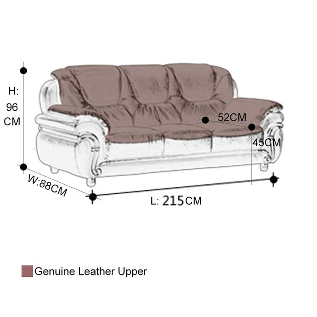 Classical Triple Seat Sofa 6
