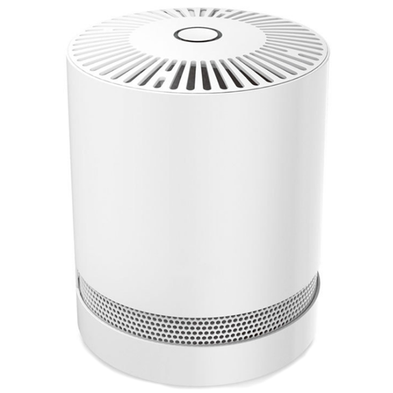 Air Purifier for Home Smokers Allergies and Pets Hair, True Hepa Filter, Quiet in Bedroom, Filtration System Cleaner Eliminates, image
