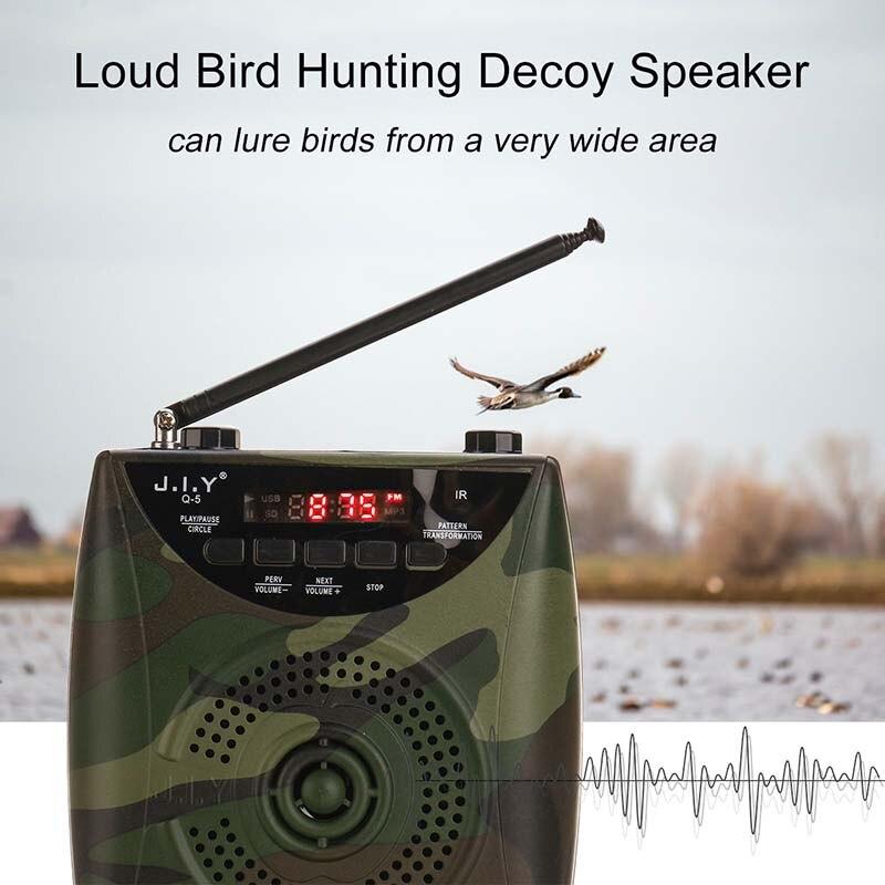 para pássaros com controle remoto