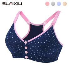 Nursing Bra Underwear Feeding-Bras Bramaternity Pregnancy-Breast SLAIXIU Women for Panties