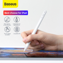 Baseus Stylus Pen Surface Tablet Accessories For Ipad 2020 2019 2018 Smart Touch Pen For Ipad Air 3 4 Mini 5 For Apple Pencil