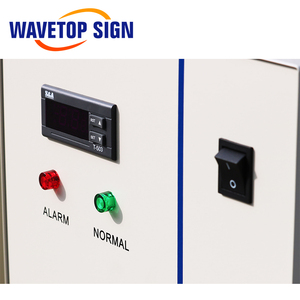 Image 5 - S & Een CW5000 CW5200 CW5202 Industrie Lucht Water Chiller Voor CO2 Laser Machine Koeling Cnc Spindel 80W 100W 130W 150W Co2 Laser Buis