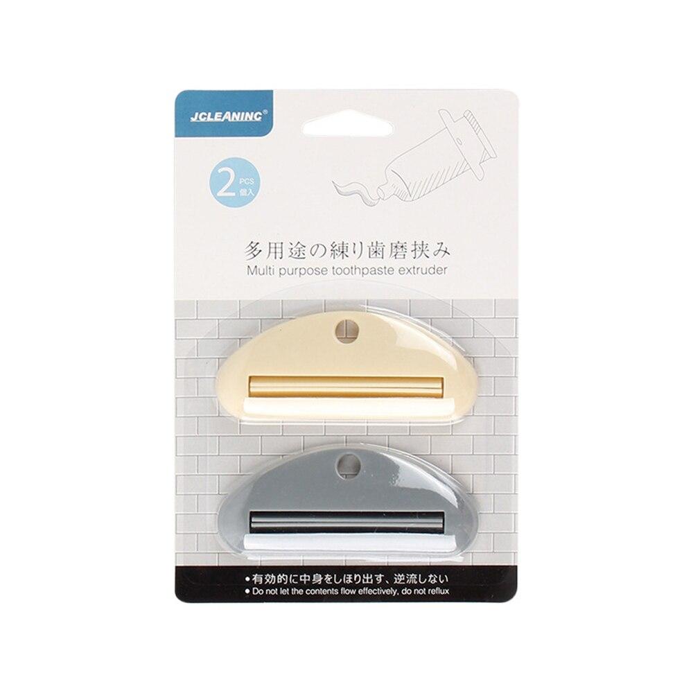 Купить многофункциональный дозатор для тюбика зубной пасты ролик портативный