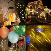 10M 100 светодиодных Солнечной полосы света для дома сад медной проволоки свет строка Фея открытый солнечной энергии праздник Рождество партии декор