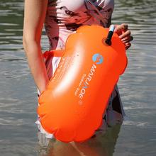 Air-Dry-Bag Swimming Buoy Inflatable Safety Float Open-Water PVC