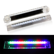 1Pcs Led Strobe Light Car Flash Signal Emergency Fireman Police Beacon Warning For accord 2003 2007 solar strobe light