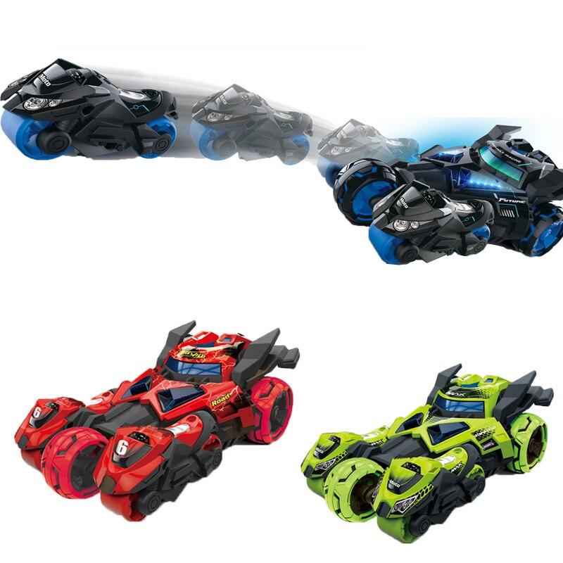1:32 3in1 voiture en alliage catapulte moto tirer arrière voitures lumière musique jouets éducatifs pour enfants cadeau garçons