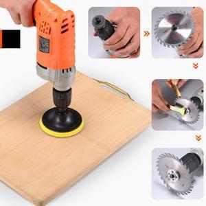 Image 5 - Broca elétrica handheld de alta potência de 220v 710w com interruptor de ajuste de rotação e mandril de broca de 10mm para segurar parafusos