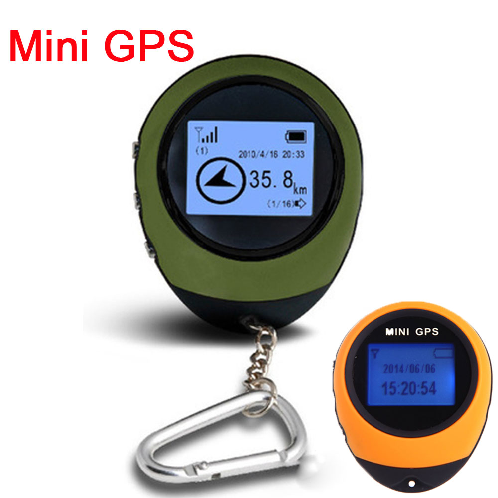 Handheld Mini GPS Navigation tourist Compass Keychain PG03 GPRS USB Guide Rechargeable Location Tracker For Hiking Climbing|keychain compass|navigator compass|compass navigation - title=