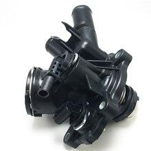 Thermostat deau de refroidissement pour moteur, pour mercedes benz S204 W204 W212 A207 C207 C200 E200, nouveau modèle 2712000315