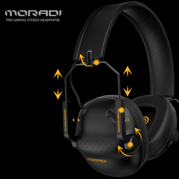 7.1 Surround-Sound Headset Pro Wired Gaming Stereo Headphone Gamer With Microphone Magnetic earmuffs For PC,PS4,Xbox One,Switch 3