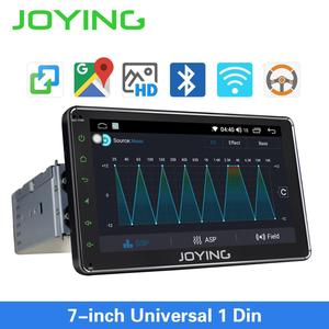 Image 2 - JOYING 7 inch Car radio Android 8.1PS 1GB RAMhead unit support Voice Command/SWC/mirror link/fast boot/Rear view camera autoradi